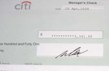 We received this Residual Check in only 28 days using our system! You Can Too!